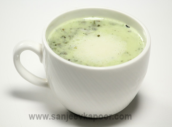 Matcha White Chocolate Latte