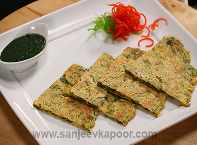 Methi Cheela