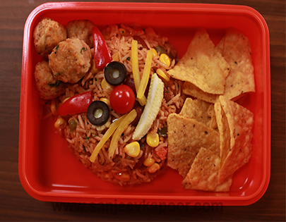 Mexican Meal Box