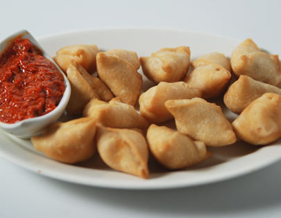 Mini Chinese Samosa