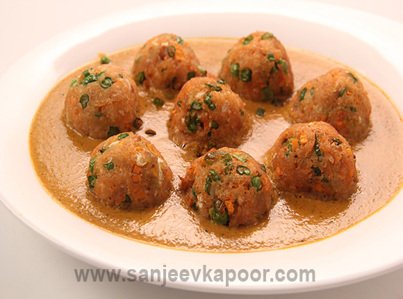 Mix Vegetable Kofta Curry