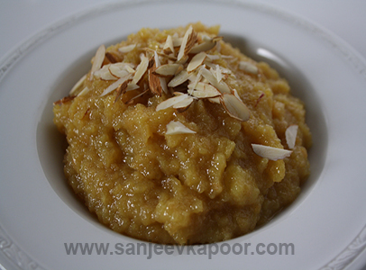 How to make moong dal halwa recipe by masterchef sanjeev kapoor forumfinder Gallery