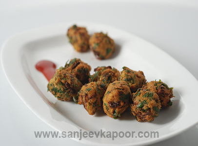 Moong Methi Pakode