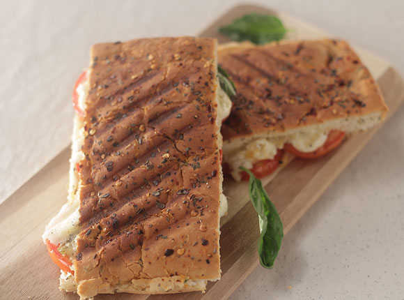 How to make panini bread recipe