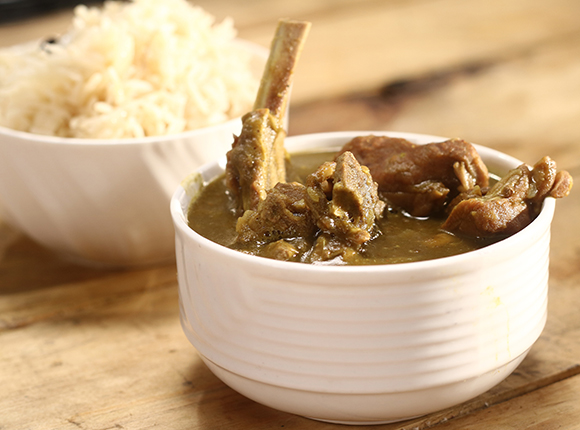 Mutton Dhansaak - SK Khazana
