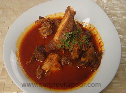 Mutton Mirch Korma