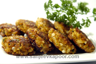 Nutritious Soya Kababs