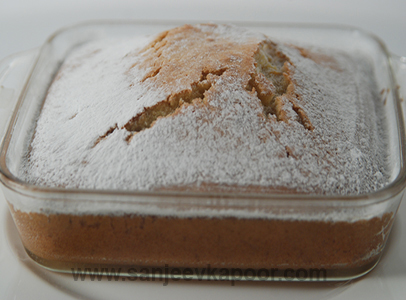 how to make oil cake