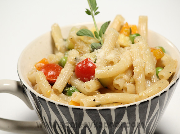 how to make pasta by sanjeev kapoor
