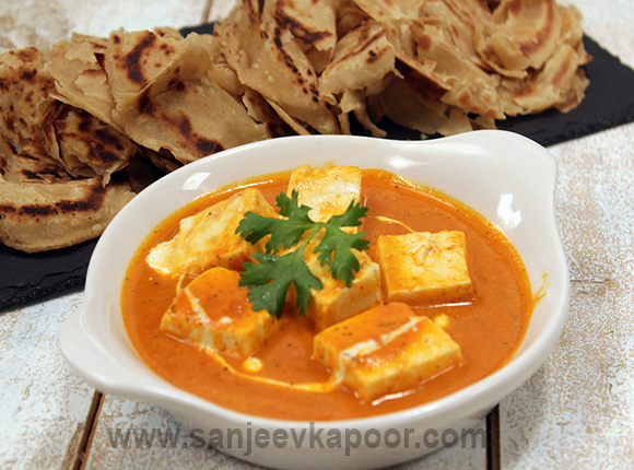 How to make paneer butter masala recipe by masterchef sanjeev kapoor you can also find more main course vegetarian recipes like badami mixed vegetable forumfinder Images