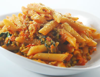 Pasta moong Bolognese