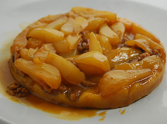 Pear Tarte Tatin-Cook Smart