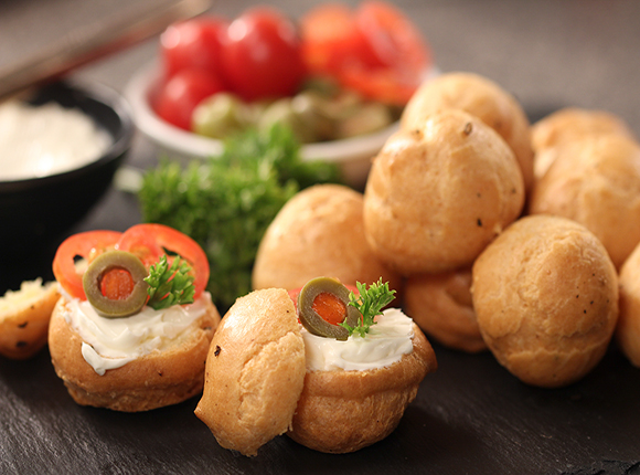 Pepper Cheese Puff - SK Khazana
