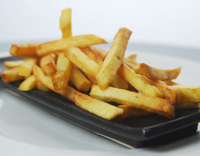 make Perfect French Fries - Now you know making perfect French fries ...