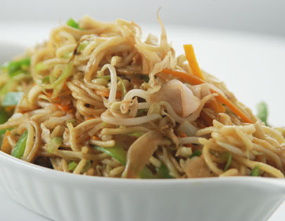 Perfect Hakka Noodles