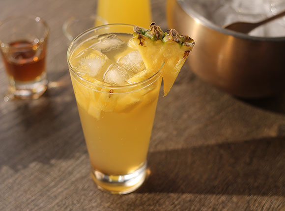 Pineapple Ginger Punch-SK Khazana
