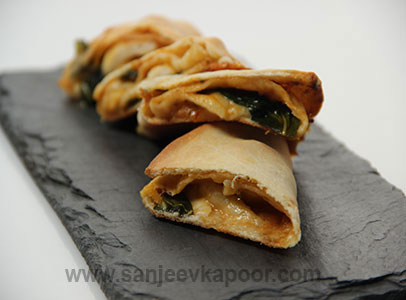 how to make pizza sauce by sanjeev kapoor
