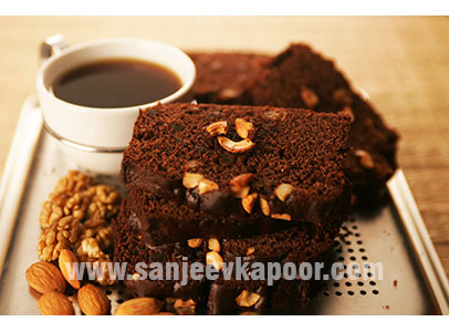 Chocolate Plum Cake Recipe By Sanjeev Kapoor