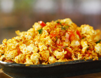 How to make popcorn bhel recipe by masterchef sanjeev kapoor forumfinder Images