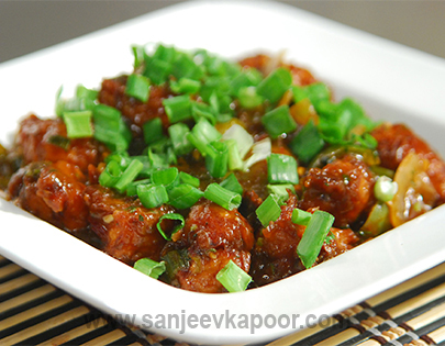 How to make potato manchurian balls recipe by masterchef sanjeev kapoor potato manchurian balls forumfinder Gallery