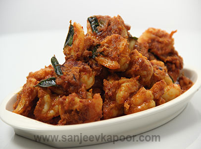 How to make prawn masala recipe by masterchef sanjeev kapoor for more recipes related to prawn masala checkout grilled prawns with rice you can also find more main course seafood recipes like steamed fish with orange forumfinder Gallery