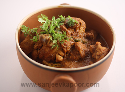 Puransingh Chicken Curry