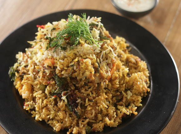QUINOA VEGETABLE BIRYANI - skk