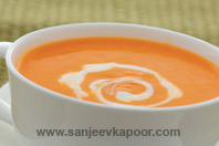 Red Pumpkin Soup
