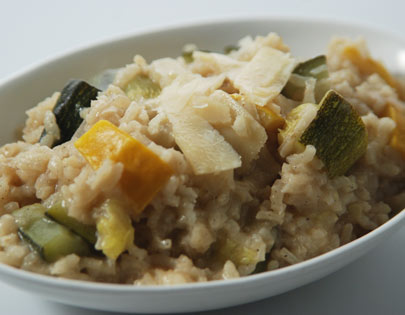 Risotto With Squash