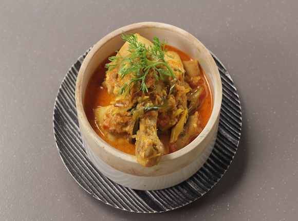 SRI LANKAN CHICKEN CURRY - skk