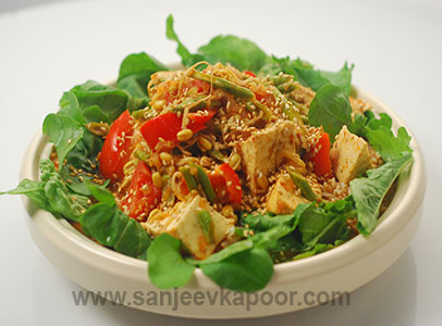 How to make sesame vegetables thai style recipe by masterchef sesame vegetables thai style forumfinder Image collections