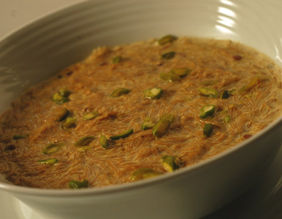 How to make sheer kurma recipe by masterchef sanjeev kapoor for more recipes related to sheer kurma checkout kesari indrayani coconut bread pudding coconut custard chennar payesh you can also find more desserts forumfinder Images