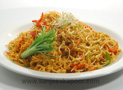 Singapore Noodle Rice