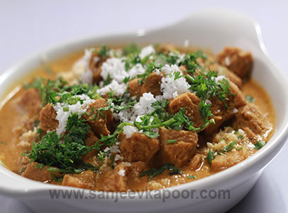 How to make soya chettinad recipe by masterchef sanjeev kapoor you can also find more main course vegetarian recipes like baked pesto vegetables forumfinder Choice Image