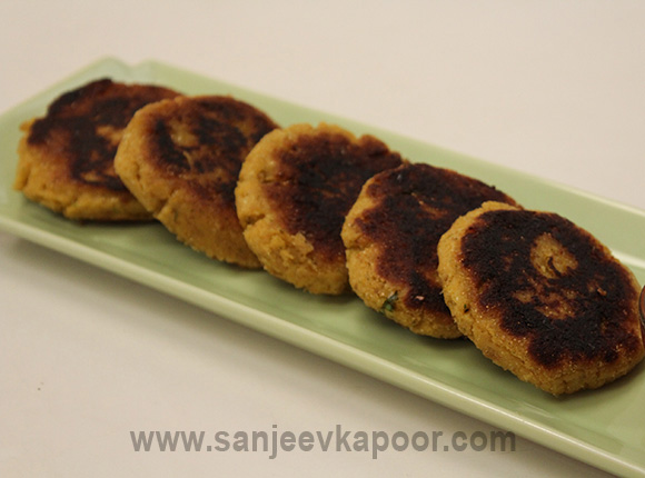 Spicy Corn Patties