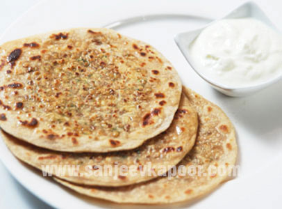 Sprout Parantha