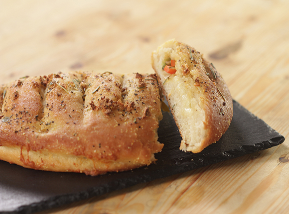 Stuffed Garlic Bread - SK Khazana