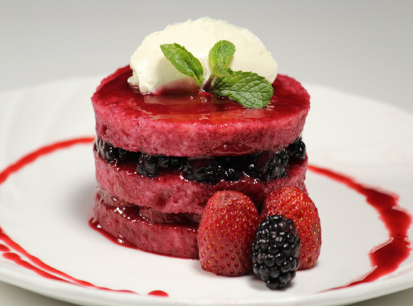 How to make summer pudding recipe by masterchef sanjeev kapoor summer pudding forumfinder Images