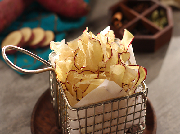 Sweet Potato Chips - SK Khazana