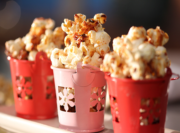 Sweet and Salty Popcorn - SK Khazana