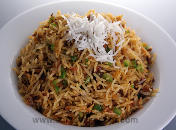 How to make tawa pulao street food recipe by masterchef sanjeev tawa pulao street food forumfinder Image collections