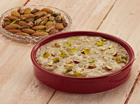Tender Coconut and Sago Kheer
