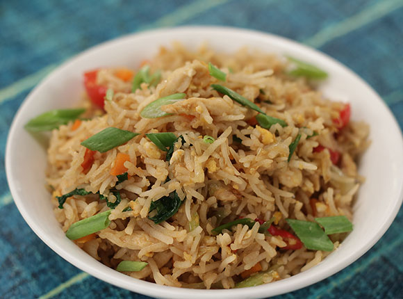 Thai Fried Rice - SK Khazana