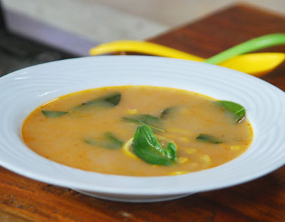 Thai Corn Soup