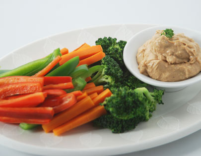 Tofu Dip With Peanuts