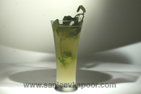 Twisted Lime Drink