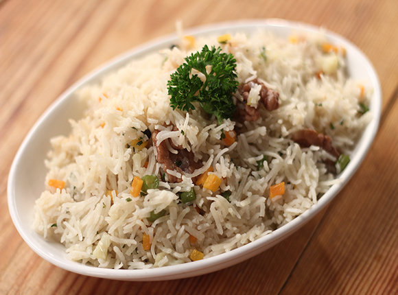 Vegetable Pilaf - SK Khazana