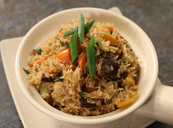 Vegetable Pot Rice - SK Khazana