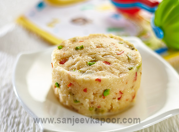 How to make vegetable upma recipe by masterchef sanjeev kapoor you can also find more snacks and starters recipes like stuffed mirchi with tamarind forumfinder Image collections