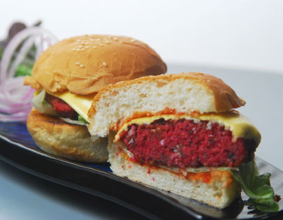 How to make vegetable burgers recipe by masterchef sanjeev kapoor for more recipes related to vegetable burgers checkout burger pizza pizza sandwich healthy burger quick bun pizza you can also find more snacks and forumfinder Image collections